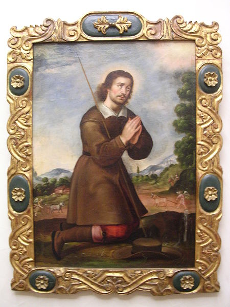 St Isidore the Farmer