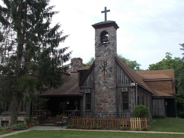 Durward's Glen chapel