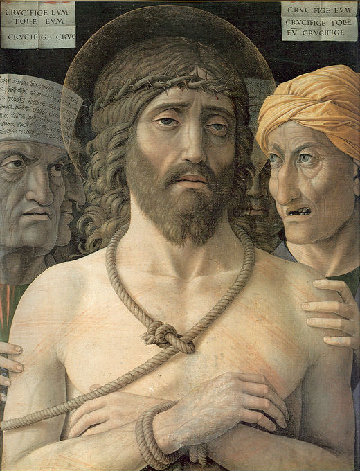 Ecce Homo: Behold the Man
