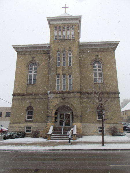 Holy Redeemer School, December 9, 2012