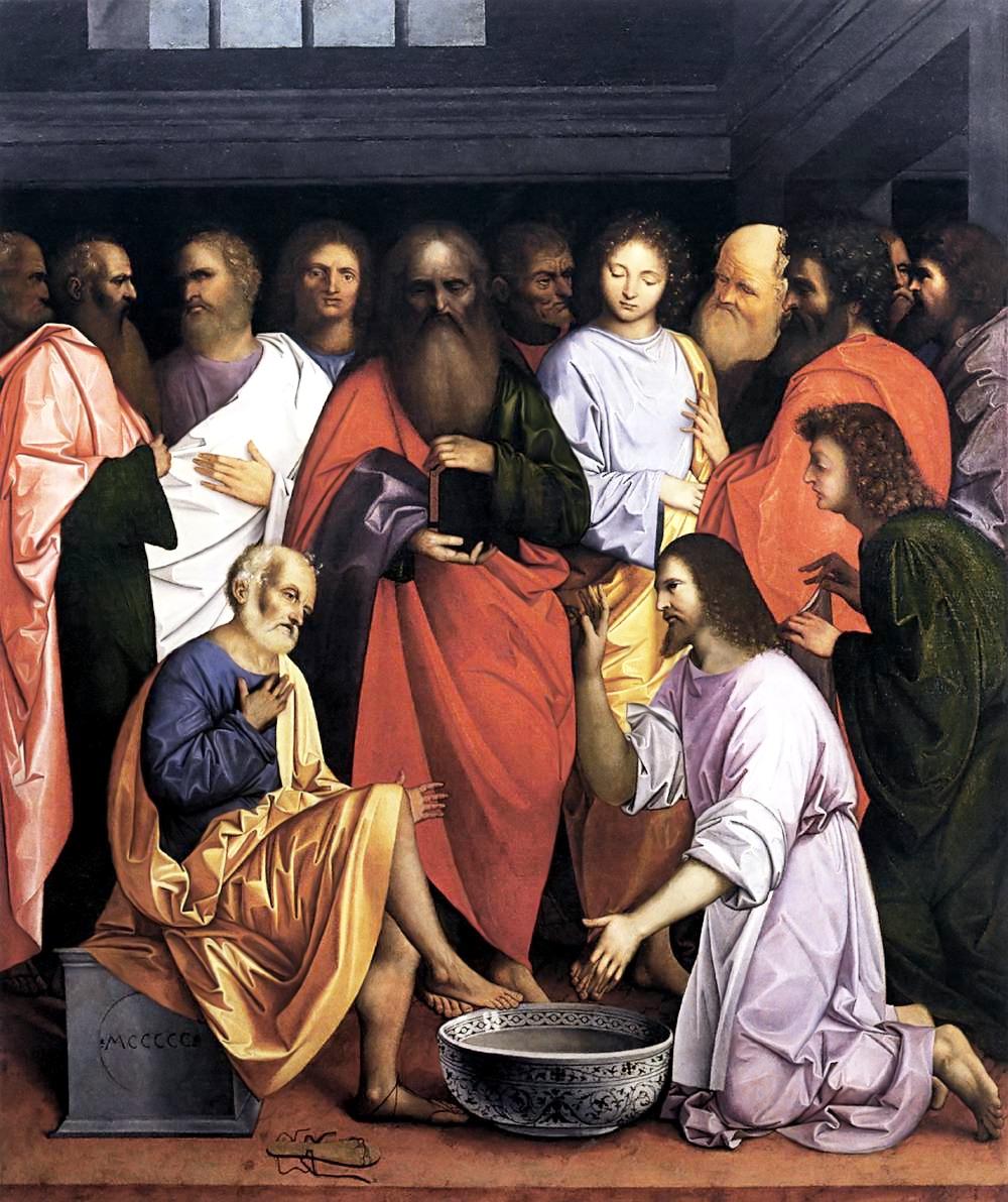 christ_washing_feet_giovanni_agostino_da_lodi1500.jpg (1000×1192)