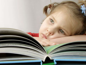 Sad-little-girl-with-book