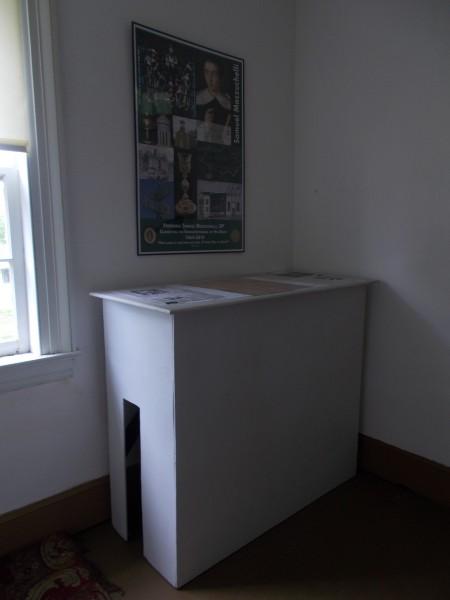 versus populum altar