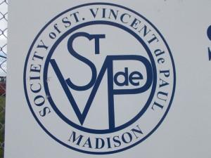 SVDP Madison Logo