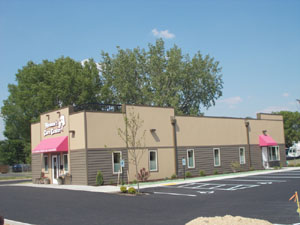 Women's Care Center building