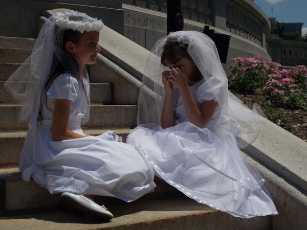First Communicants.