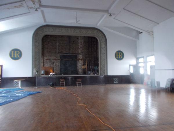 Holy Redeemer School Auditorum