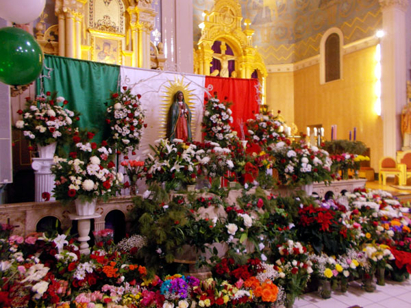 Our Lady of Guadalupe at Holy Redeemer Church