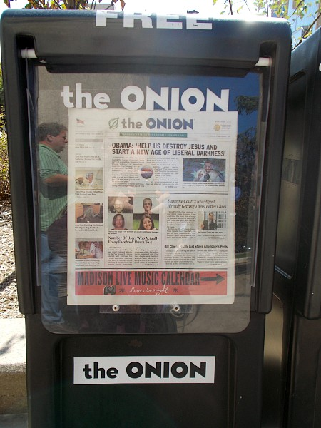 """The Onion: """"Obama: 'Help Us Destroy Jesus and Start a New Age of Liberal Darkness'"""""""