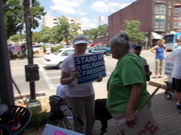 standupprotester