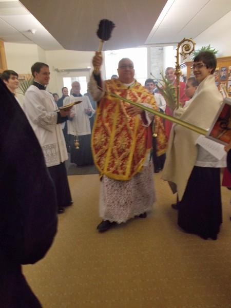 BishopMorlinoPalmSunday