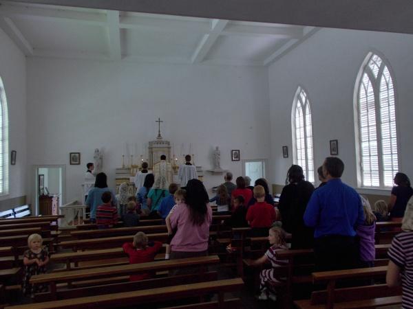 beginning of Mass back straightened600
